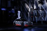 Audi prezentuje prototyp e-tron, zapowiadając ładowanie trójfazowe mocą 22 kW
