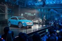 Premiera Audi e-tron