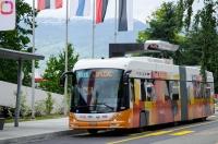ABB dostarczy 12 autobusów TOSA ładowalnych mocą 600 kW w 15-sekund