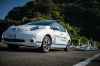 Autonomiczny Nissan Leaf z systemem Intelligent Vehicle Towing (IVT)