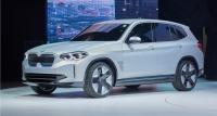 BMW Concept iX3 debiutuje na targach w Pekinie. Produkcja ruszy w 2020r.