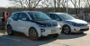 BMW i3 i Volkswagen e-Golf