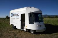 Boulder Electric Vehicle Delivery Truck