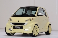 Brabus Smart Ultimate High Voltage