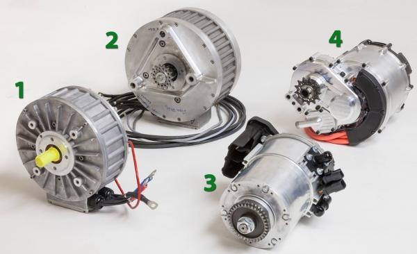 Silniki trakcyjne używane w motocyklach Brammo – SamochodyElektryczne org -> Allegro Kuchnie Gazowo Elektryczne Uzywane
