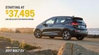 Chevrolet Bolt EV trafia do pierwszych klientów w USA