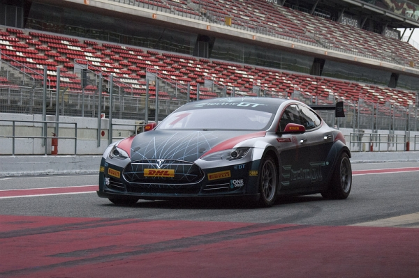 Electric GT Championship - Tesla Model S P85