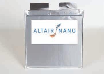 Ogniwo Altairnano 50 Ah 2,3 V [6]