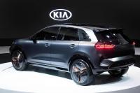 Kia prezentuje Niro EV Concept oraz zapowiada 16 modeli zelektryfikowanych do 2025r.