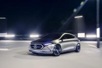 Daimler: Co najmniej 10 aut elektrycznych do roku 2022