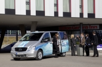 Mercedes-Benz Vito E-Cell Crewbus
