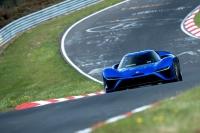 NIO EP9 ustanawia nowy rekord Nürburgring Nordschleife