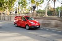 Nissan e-NV200 także z pakietem 40 kWh od 2018r.
