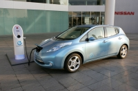 Nissan Leaf w programie Fully Charged