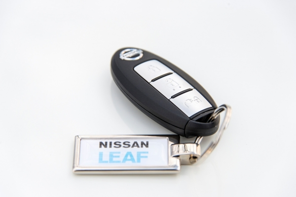 Nissan Leaf 2013 - I-Key