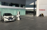 Nowy Nissan Leaf w programie Fully Charged