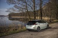 W lipcu Nissan sprzedał w Europie ponad 4.000 Leafów