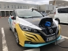 Nissan Leaf - wyprawa No Trace Expedition