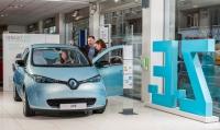 Renault Zoe najlepiej sprzedającym się autem elektrycznym Europy w 2015r.
