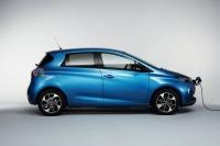 Renault Zoe zostanie w tym roku ulepszone?