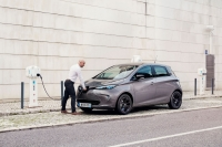 Renault Zoe z pakietem 41 kWh w programie Fully Charged