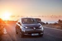 Wyniki sprzedaży osobowych EV/PHEV w Europie w 2016r. (ACEA)