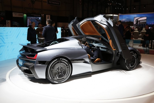 Rimac C_Two