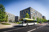 Solaris dostarczy 15 Urbino 12 electric do Berlina