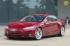 T Sportline Tesla Model S Project Rosso