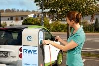 4000 punktów ładowania RWE w Europie