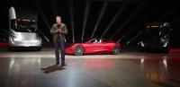 Niespodziewana premiera Tesli Roadster nowej generacji. 0-100 km/h w 2 s!