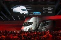 Tesla Semi - elektryczna ciężarówka marzeń zaprezentowana
