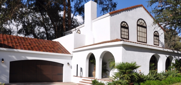 Tesla Solar Roof - Tuscan Glass