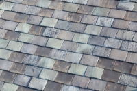 Tesla Solar Roof - Slate Glass