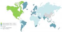 Standard Combined Charging System (CCS) w wersji europejskiej ma objąć prawie cały świat