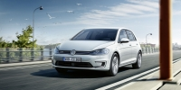Volkswagen e-Golf 2017