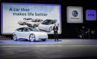 Volkswagen I.D. na wystawie Paris Motor Show 2016