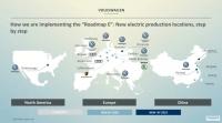 Volkswagen zapowiedział 16 zakładów produkcyjnych dla EV/PHEV do 2022r.