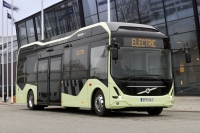 Volvo ElectriCity Concept Bus