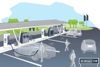 E.ON i CLEVER planują budowę sieci stacji szybkiego ładowania o mocy 150 kW