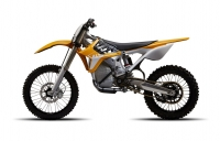 Alta Motors RedShift MX w programie TechCrunch