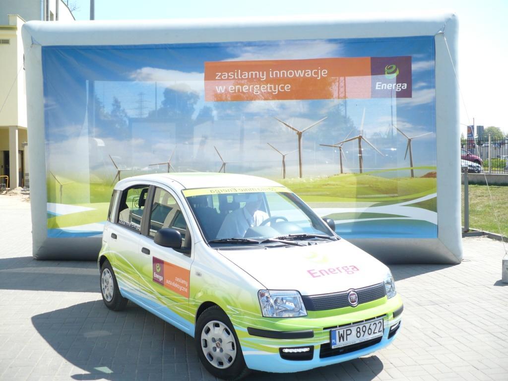 Poważnie Samochody elektryczne Grupy Energa – SamochodyElektryczne.org EQ51
