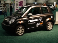 Think City w programie Jay Leno's Garage